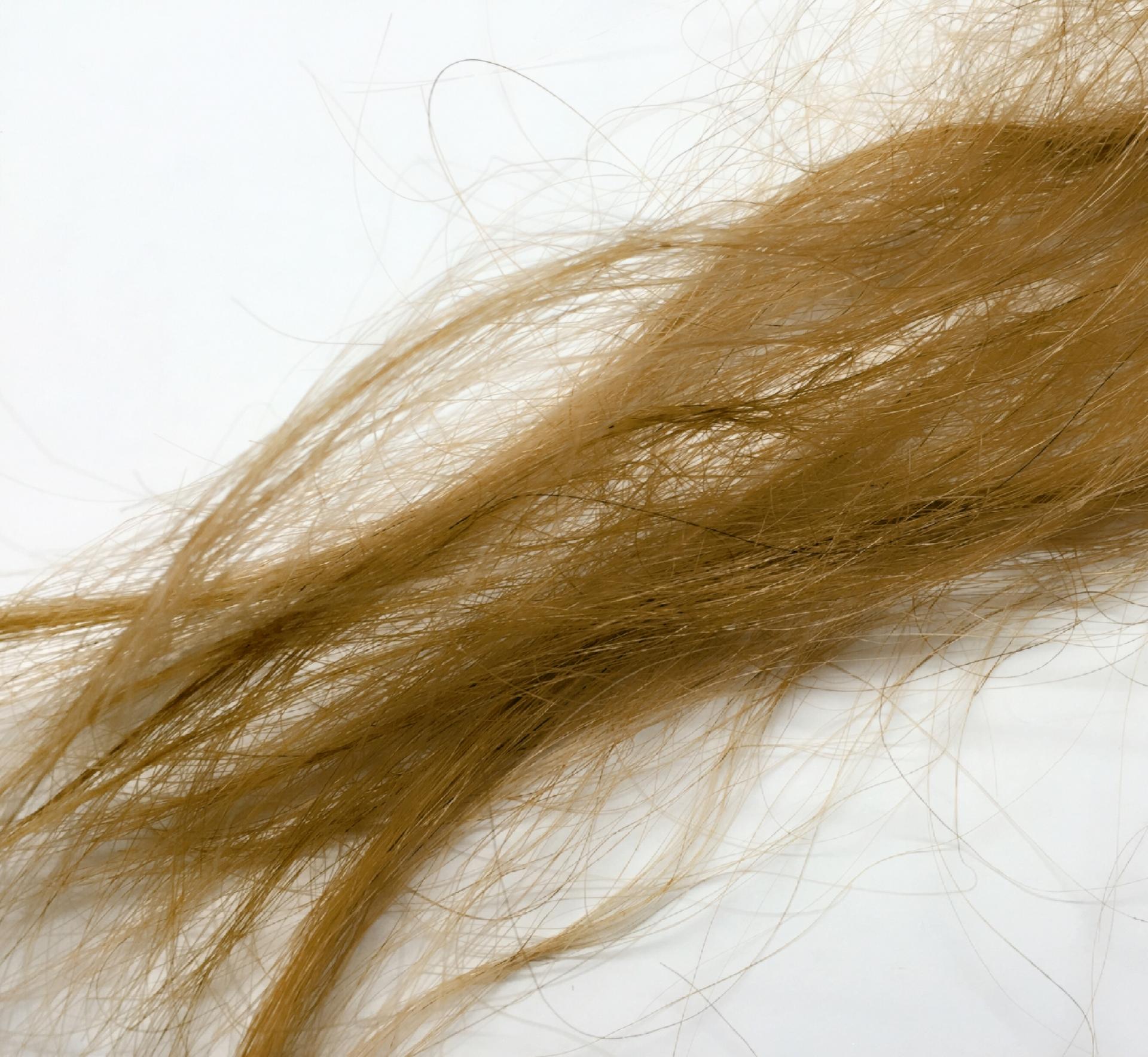 傷んだ髪も綺麗に染まりますか!?