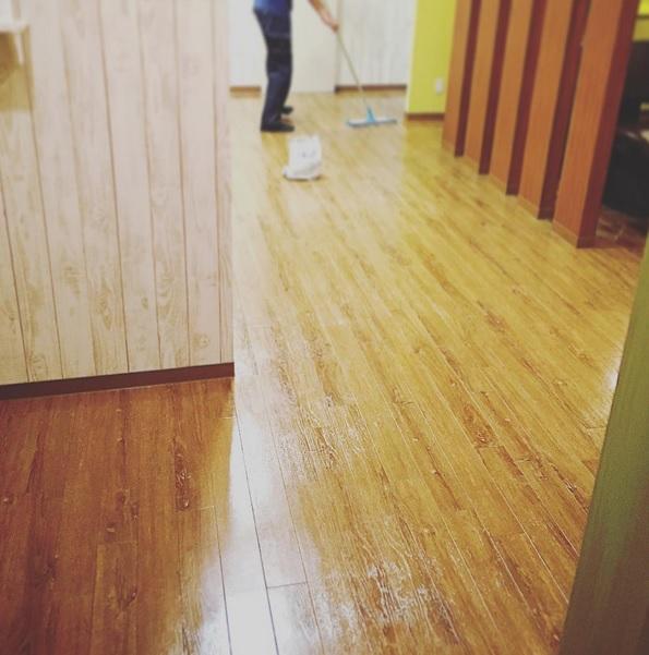 店内清掃2015103