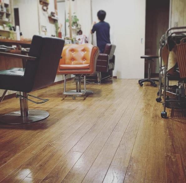 店内清掃2015101