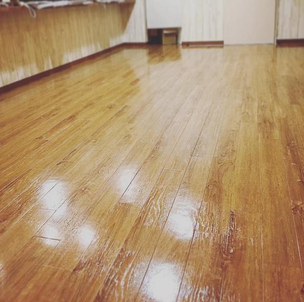 店内清掃2015104