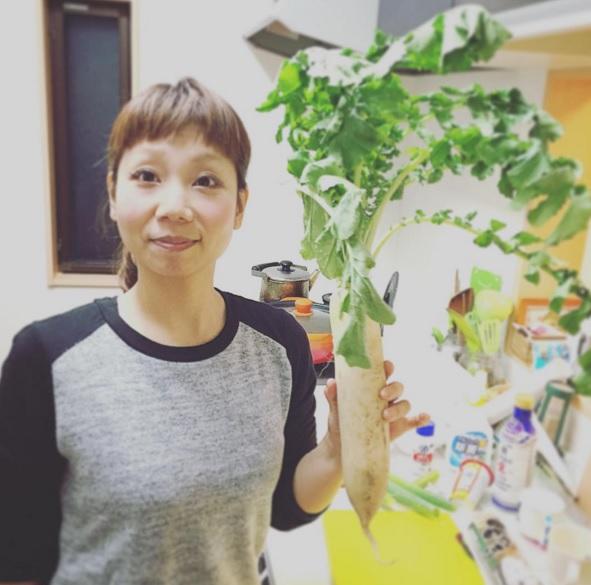 野菜頂いた2015122