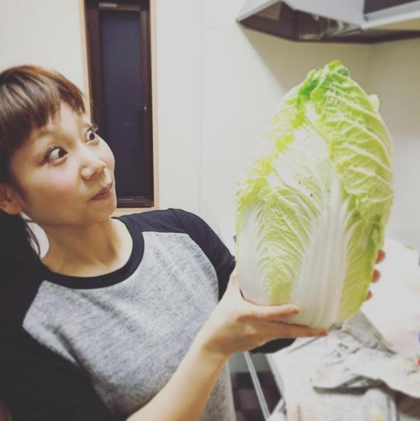 野菜頂いた2015121