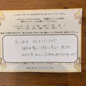 決め手アンケート223