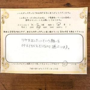 決め手アンケート204
